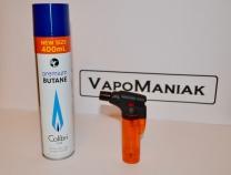 Butan Colibri oraz palnik jet-flame