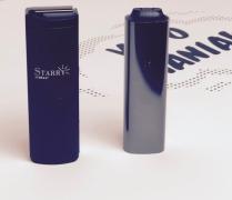 Porównianie rozmiaru X-MAX Starry V2 (po lewej) i PAX 3 (po prawej).
